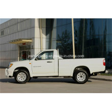 China 4X2 Diesel Pickup única cabine (gasolina está disponível)