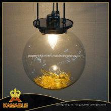 Gracioso nuevo diseño claro cristal de luz de proyección (kam0327)