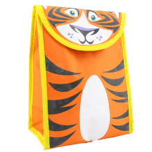 Clever Tiger Animals Children Stylish School Lunch Bag