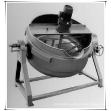 Caldera con carcasa / olla de cocción / caldera de vapor / equipos de avicultura / carne de pollo