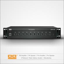 Lpp-110 con pre amplificador de entrada EMC de 2 canales para supermercado
