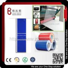 Speedbird pvc film coated steel for refrigerator