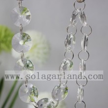 Acrylic Crystal Wedding Bead Garland Strand