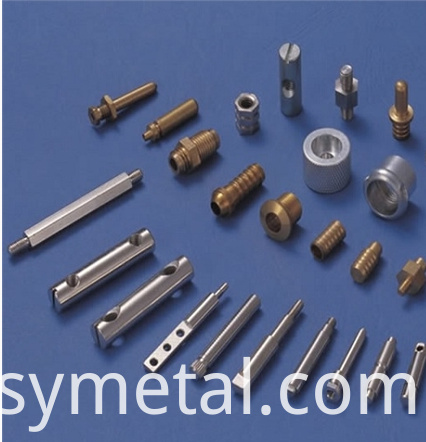 cnc machining product