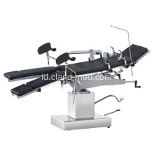 Rumah Sakit Stainless Steel Medical Head Operating Universal Table