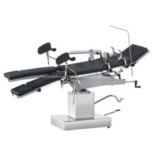 Hospital Stainless Steel Medical Head Operating Universal Table
