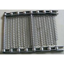 Correa de acoplamiento del acero inoxidable / Correa de acoplamiento del acoplamiento del alambre espiral del acero inoxidable (XM-D4F)