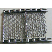 Stainless Steel Conveyor Mesh Belt/Stainless Steel Spiral Wire Conveyor Mesh Belt (XM-D4F)