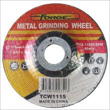 Zubehör Schleifscheibe Metall für die Metallbearbeitung OEM