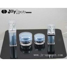 2016 mais vendido acrílico cosméticos Jar