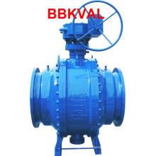 Cast Steel Wcb Ball Valve