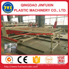 PVC Construction Crust Foam Board Line