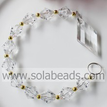 Winter 260MM Length Acrylic Crystal Drop