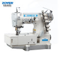 Hot Sale Polyester Fabric Industrial Sportswear Used 500 Interlock Sewing Machine