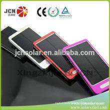 Foldable flexible solar charger mobile phone mini usb solar panel charger solar cellphone