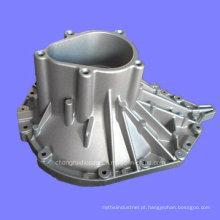 Fundição em alumínio para exterior Shell, peça personalizada para OEM
