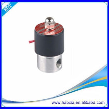 2S025-08 DC12V stainless steel 304solenoid valves IP65 square coil valve Air , Water ,Oil,Gas
