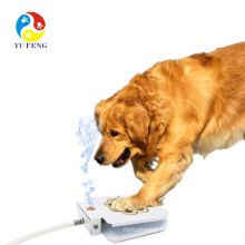 auto shut-off dog pet water fountain for all size pets dogs auto shut-off dog pet water fountain for all size pets dogs