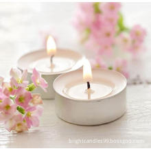 Top Quality Massage Use 100% Natural Soy Wax Hand Made Tealight Candle