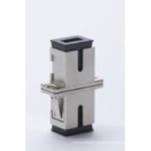 Adaptador de fibra óptica SC Simplex (SC-AD-SC01-A)