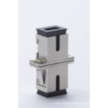 SC Fiber Optic Adapter Simplex (SC-AD-SC01-A)
