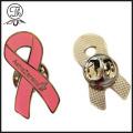 Imitation enamel Ribbon knot pin badge