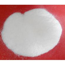 octan sodu, który jako katalizator polimeryzacji