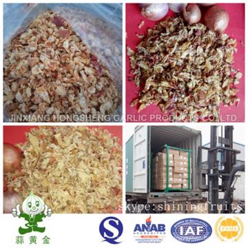 Jinxiang Fried Onions From Hongsheng Garlic Products Company
