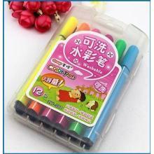 Оптовое перо цвета воды 14.9 * 1.1CM & различное цветастая ручка воды & подгонянная ручка цвета цвета