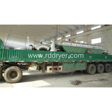 ZLG Model Vibrating Refined Salt Fluid Bed Dryer Fluidized Bed Dryer