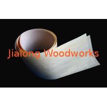 Nature Horizontal Bamboo Wood Veneer For Molding And Paneli