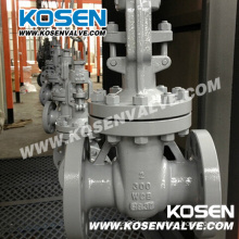 Cast & Forged Wedge Gate Valve (Z40)