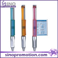 China Promocionais plástico bola ponto watertouch caneta