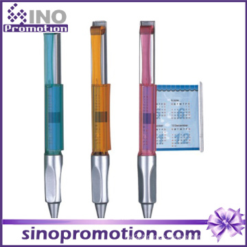 China Werbeartikel Kunststoff Kugelschreiber Watertouch Stift