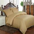 Hotel 40s Cotton Satin Streifen Bettwäsche-Sets auf Lager (DPF1060)