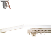 Vorhang Fitting Spray White Slide (TF 1809)