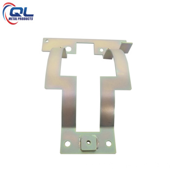 SPCC Die Stamping Sheet Metal Parts Fabrication