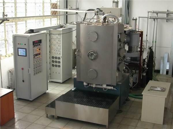 Water tap coating machine vacuum metalizing