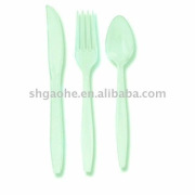 Disposable PS Plastic Cutlery Set
