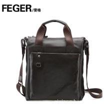 fashion men leather briefcase