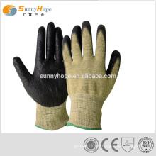 Gants à main résistant aux coupures en nitrile et à la chaleur ensoleillée