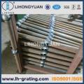 Glavanized-Stahl-Stele für Handlauf