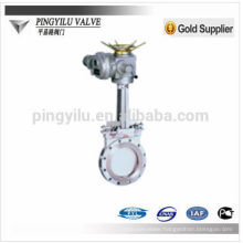 stainless steel knife gate valve factory better than Wenzhou