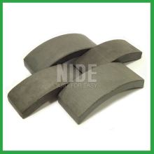 Electric motor roll tile ferrite magnetic block