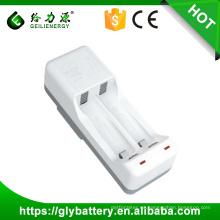 Cargador de batería de ión de litio GLE-701 para cilíndrico 18650