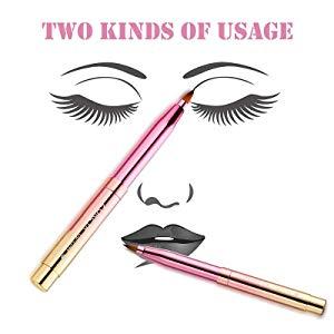 lip brushes retractable