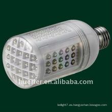 Bombilla de luz LED, de alta ahorro de energía 81 LED dip bulbo 4.5--5.2W, Reemplace 40W incandescente