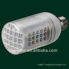 LED bulb light,high energy-saving 81 LED dip bulb 4.5--5.2W,Replace 40W incandescent