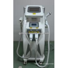 Haute qualité elight (ipl & rf) rf beauty equipment
