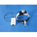 3W LED Medical Surgical Headlight with DC Power Supply